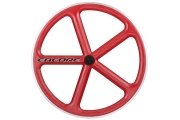 ENCORE Front Wheel Red Carbon Weave
