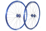 HALO Aerowarrior X BLB Track Wheel Set Blue